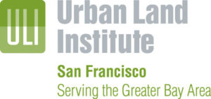 grey and green Urban Land Institute logo